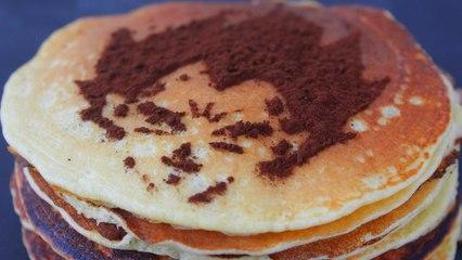Recette de Geek N°9 - Comment faire des Pancakes Vegeta !