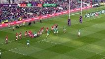 Faits saillants du match : Irlande - Pays de Galles