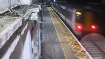 Bester Schutzengel: Betrunkener überlebt auf Gleisen