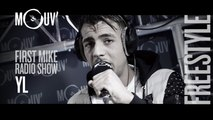 YL : Freestyle  (Live @ Mouv' Studios) #FMRS