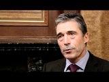 Anders Fogh Rasmussen on NATO | The Economist