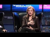 Arianna Huffington: how to cover political campaigns? | The Economist