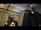 Protest in Russia: A punk prayer