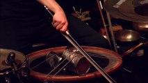 Camille Emaille, percussionniste - A l'improviste