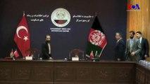 Afganistan'daki Türk Okulları Maarif Vakfı'na Devredildi