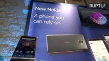 Nokia Rolls Out 5 Smartphones at Mobile World Congress