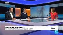 guerre en Syrie : la Ghouta Orientale, un nouvel Alep ?