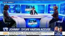 Héritage de Johnny Hallyday: l'incompréhension de Sylvie Vartan