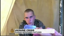 Ukraine seizes Russian troops as leaders meet
