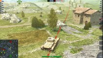 World of Tanks IS Gameplay HD - video dailymotion