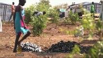 South Sudan war victims trapped in UN camps