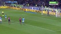 Lorenzo Insigne (Penalty) Goal HD - Cagliari 0-4 Napoli 26.02.2018