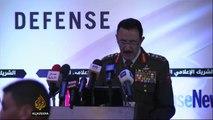Military technology showcased in Jordan
