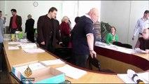 Donetsk prepares for breakaway vote