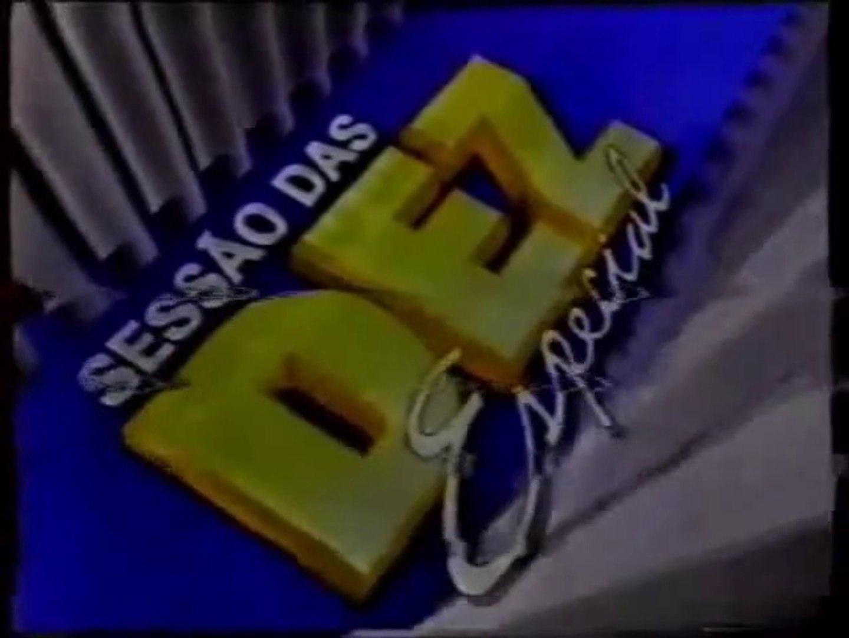 Intervalos SBT - Sessão das Dez Especial (28/01/1996)