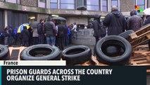 Prison Guards in France Organize Nationwide Strike