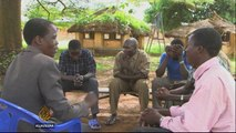Former Uganda child soldiers return home