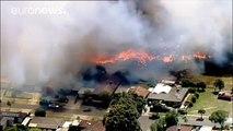 Australia raises alarm as bushfires rage out of control