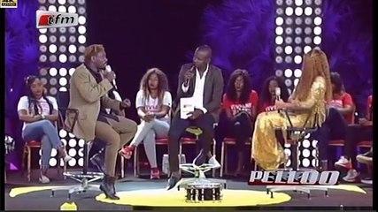 (Vidéo) Émouvante – Pape Ndiaye Thiopet a failli faire pleurer Viviane Chidid