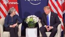 Donald Trump says Theresa May failed to talk tough in Brexit negotiations