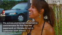 'Clueless' Actress Stacey Dash to run for Congress in California
