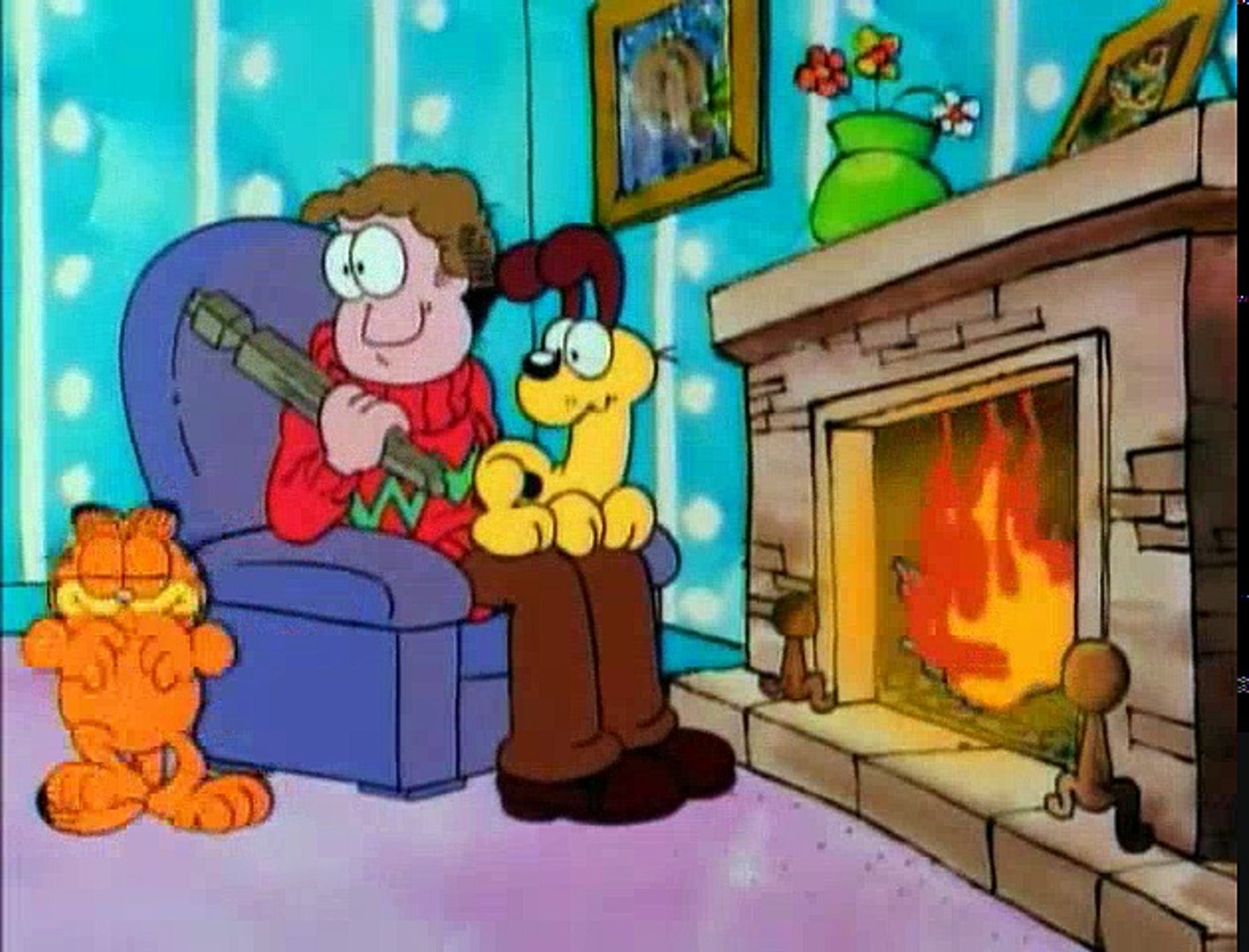 Garfield and Friends S02E01 Pest of a Guest