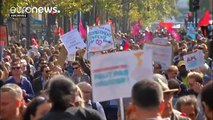 France: millions called to strike