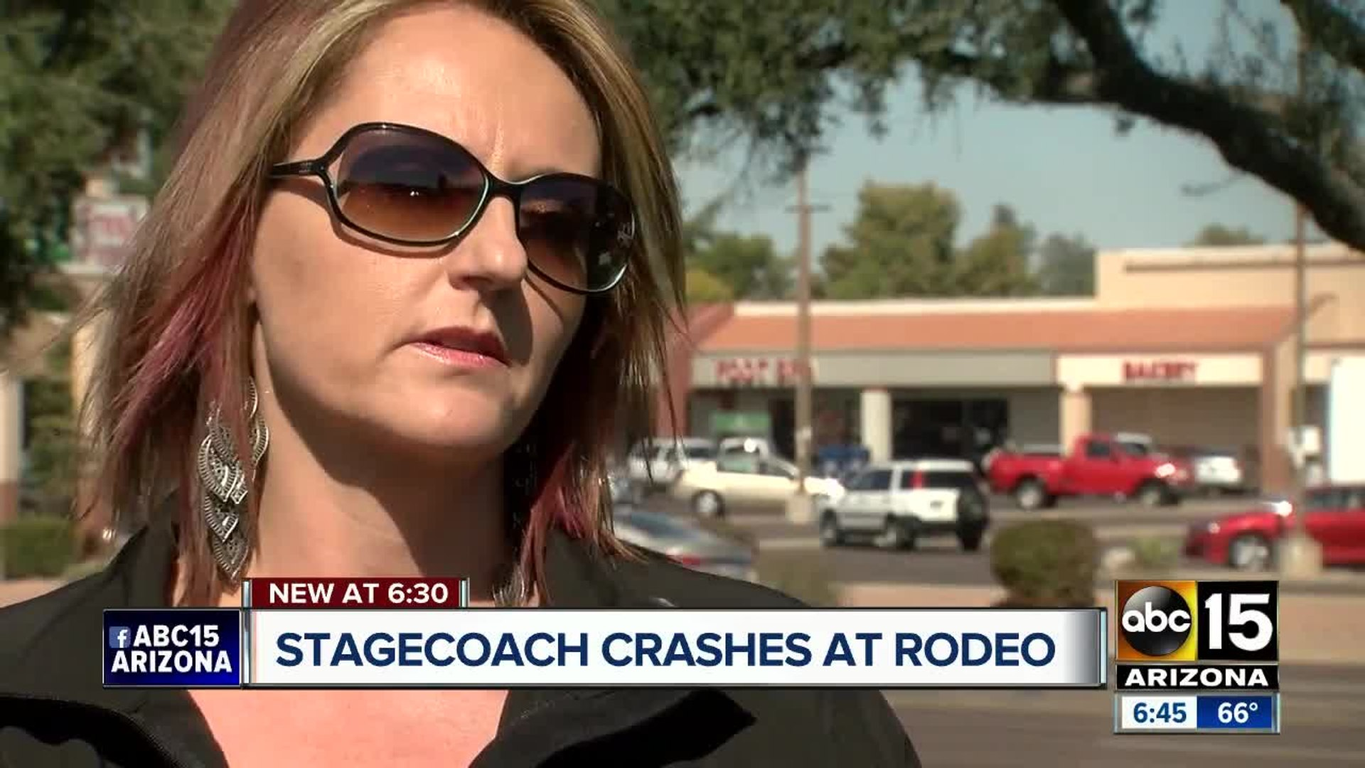Witnesses describe stagecoach crash at Apache Junction rodeo