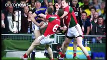 Delve into the world of Gaelic sports with camogie hurling and football