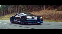 Bugatti breaks world speed record