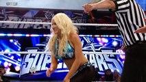 BRIE BELLA AND NIKKI BELLA VS MARYSE AND JILLIAN - WWE SUPERSTARS - WWE Diva Wrestling Sports Fight Fighting The Bella Twins