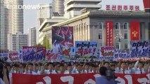Trump follows up North Korea threats with Twitter nuclear brag