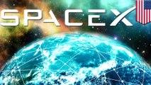 SpaceX fires two broadband 'Starlink' satellites into orbit