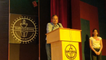 Delhi Health Minister Satyendar Jain at Shyam Prasad Mukherji College for Women's 50th Annual Day