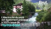 Bhoutan, seul pays au monde au bilan carbone négatif