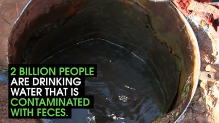 2 Million People Are Drinking Contaminated Water