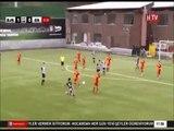 BJK Futbol Akademi  -U15 Takımımızın, Galatasaray ile oynadığı karşılaşmada Eyüp Çöklü'nün kaydettiği şık gol  #Beşiktaş… -