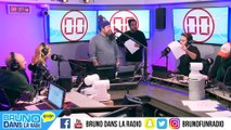 Quand Bruno craque... (27/02/2018) - Bruno dans la Radio