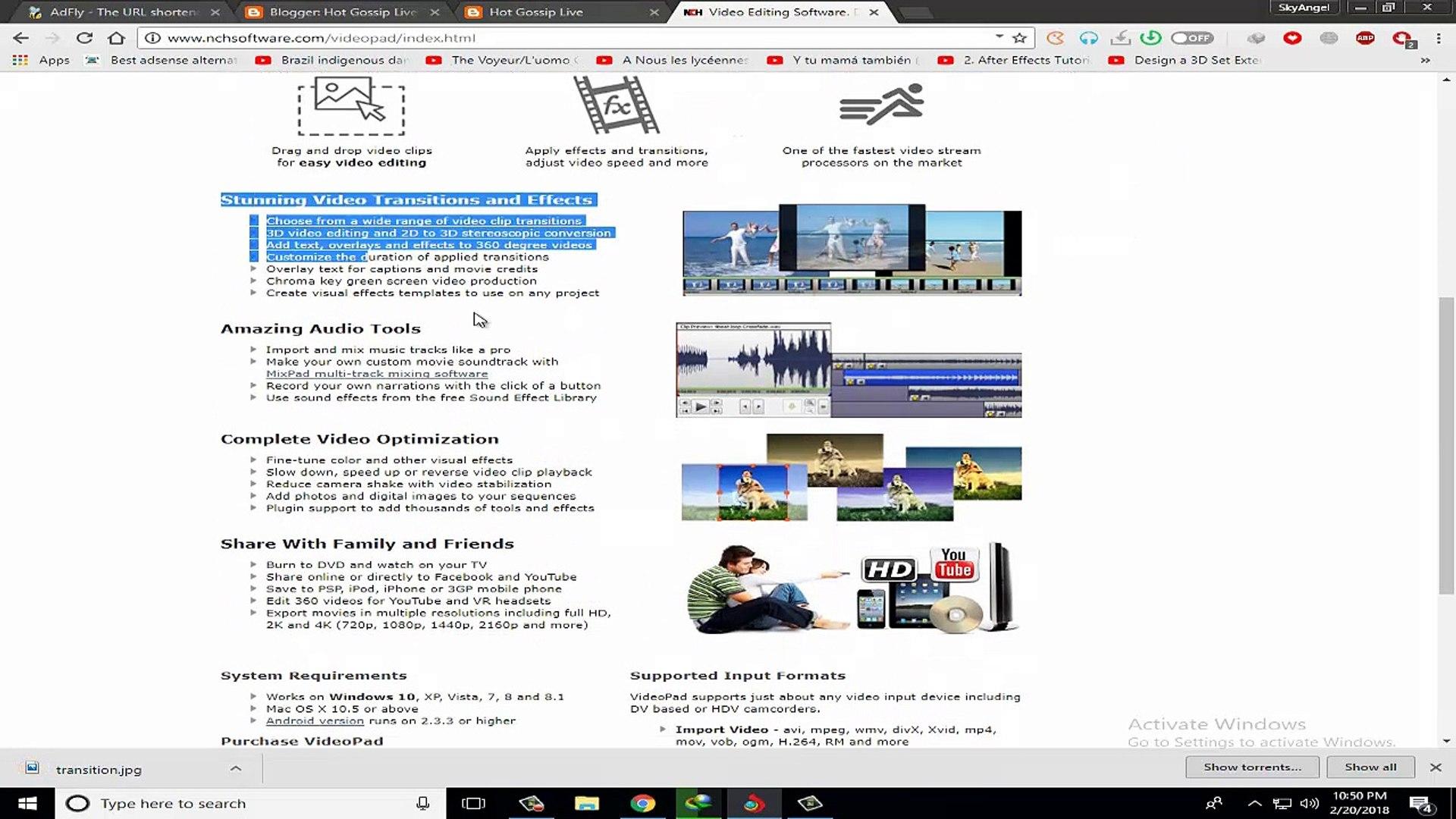 Earn Money From Blog Adfly Make Money Online Urdu Hindi David