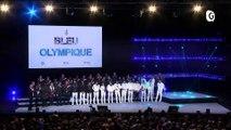 Soirée Olympique - Retour des médaillés olympiques
