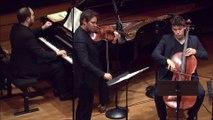Brahms - Trio en la mineur op. 114 -  I. Allegro  par Adrien La Marca, Christian-Pierre La Marca et Jonas Vitaud