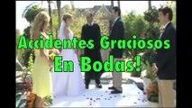 Accidentes Tontísimos en Bodas!! FAILS de Bodas!!