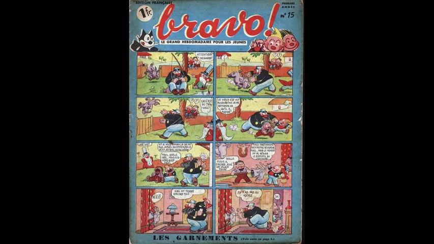 Le moment belge, de Hergé à Yves Chaland
