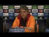 Roberto Mancini: I'm happy to be back in England
