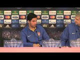 Mikel Arteta: We need to score early against Bayern