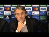 Roberto Mancini: Galatasaray were very bad against Chelsea
