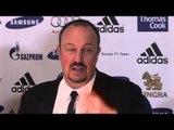 Rafa Benitez salutes 200-goal man Frank Lampard after win over West Ham