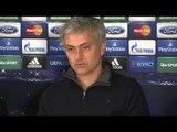 Jose Mourinho: I don't mind who we play in quarter-finals