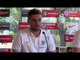 """Luke Shaw : """"No point going to WC if we're not going out to win it."""""""