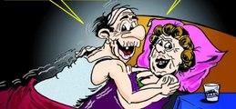 Cool la bande dessinée adulte! CAUCHEMARS Nightmares